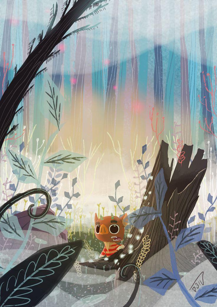 The Art Of Animation, David Pavón Benítez