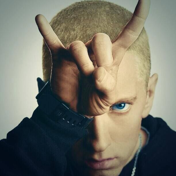 Eminem...For listening his songs  visit our Music Station http://music.stationdigital.com/  #eminem