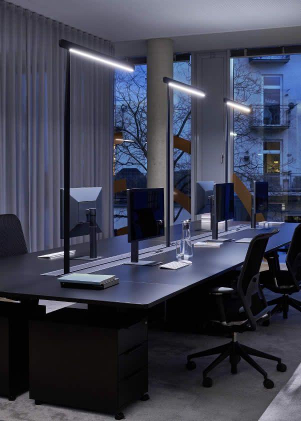 Occhio Mito linear terra LED Stehleuchte | Licht in 2019 ...
