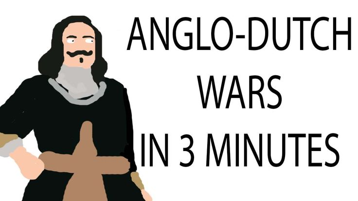 Anglo-Dutch Wars | 3 Minute History