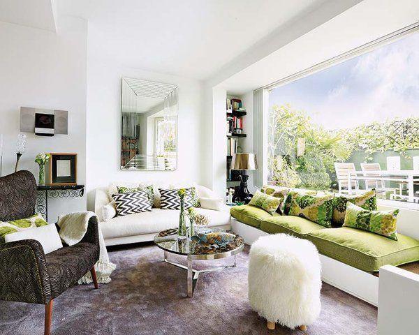 Las 25 mejores ideas sobre decoraci n de terraza - Pared acristalada ...