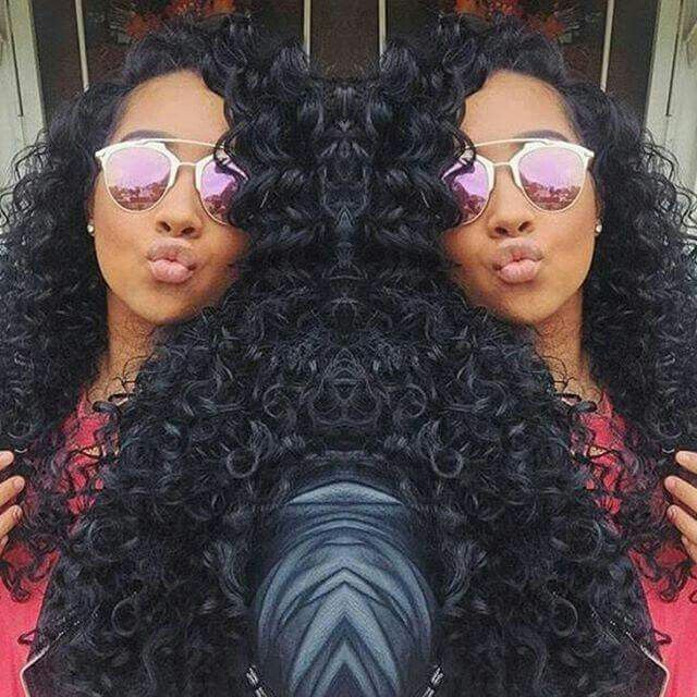 My Mayvenn Brazilian Deep Wave. Shop today for 15 % off. Use code. XMAS at http://tiffanymoore.mayvenn.com