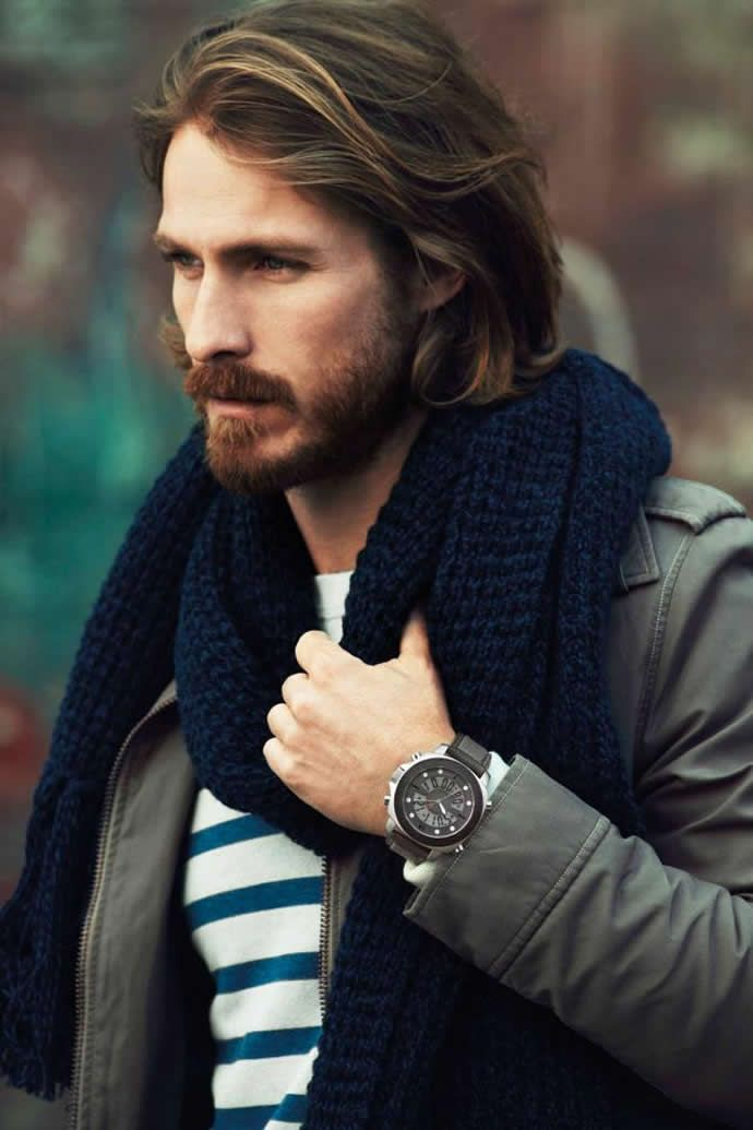 Awesome 1000 Ideas About Long Hairstyles For Men On Pinterest Long Short Hairstyles Gunalazisus