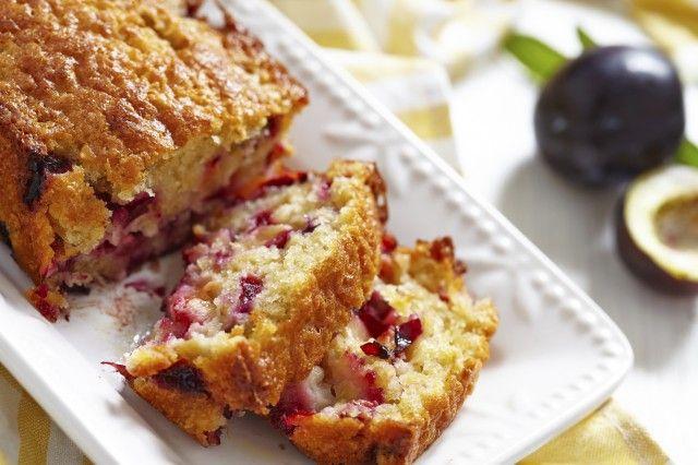 Plumcake al grano saraceno per una colazione sana ed energetica