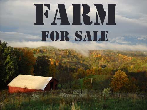 Farm for Sale: Prepper's Dream