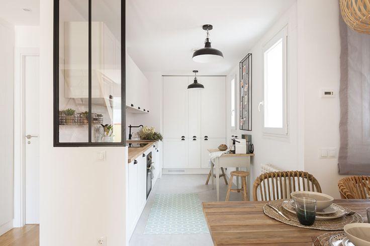 Le Mambo es un dúplex abuhardillado con una decoración muy cuidada y situado en el centro, ideal para tus vacaciones en Madrid.