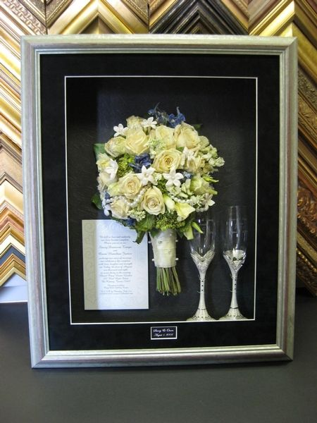 Make Your Wedding Last Beyond The I Do S Lily Bouquet Weddingbridal Bouquetsshadow Box