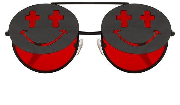 Джереми Скотт улыбку - магазин все Джереми Скотт - Джереми Скотт - дизайнеры - Линда Фэрроу