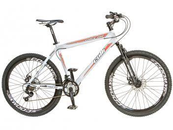 Bicicleta Colli Bike Mountain Bike Aro 26 - 21 Marchas Câmbio Shimano