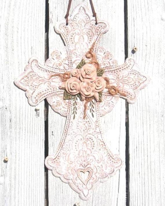I love this cross.....