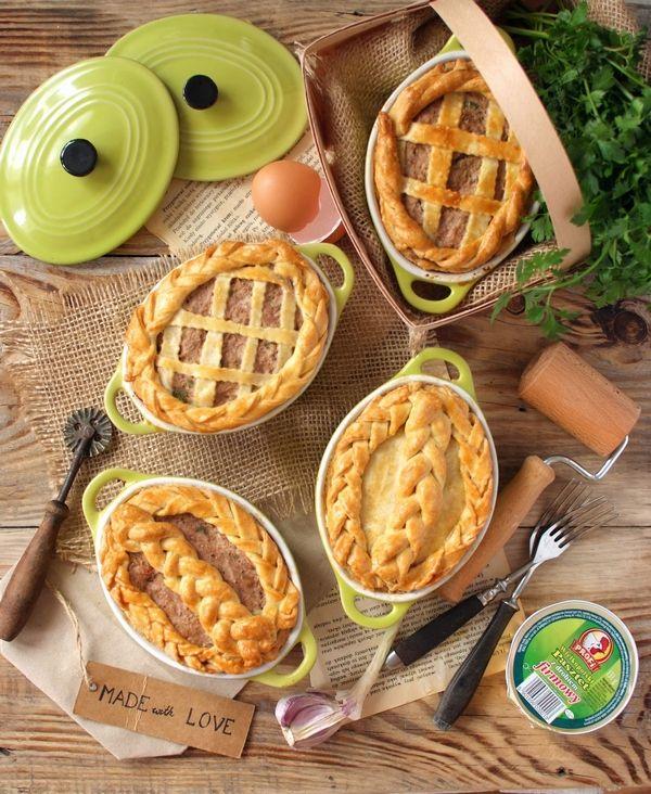 SMYKWKUCHNI: Piknikowe kulebiaki w nowoczesnym wydaniu