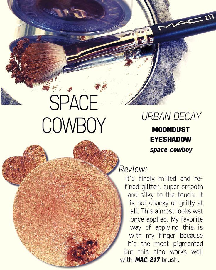 Urban Decay space cowboy eyeshadow