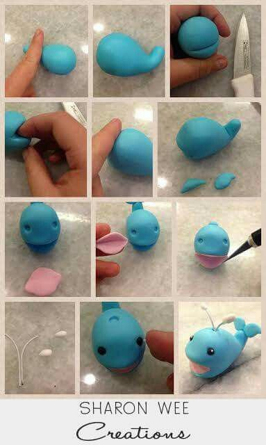 Sharon Wee little whale tutorial