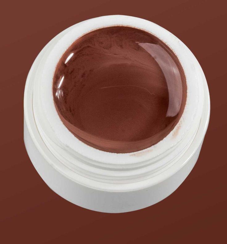 Colorgel mokka. Voordelige gelnagelproducten. https://www.goedkoopstenagelproducten.nl/gel-nagel-producten/colorgel/color-gel-classic