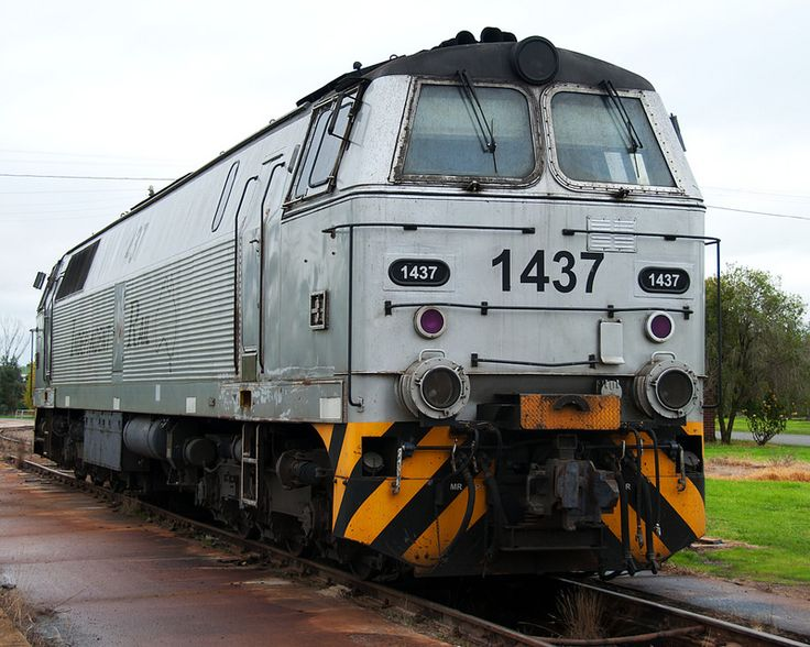 Private Locomotive at Junee | Flickr - Photo Sharing!