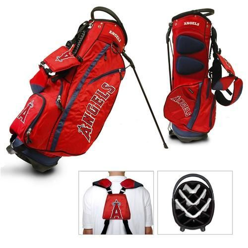 Los Angeles Angels LA Standup Golf Bag - Golf Stand Bag