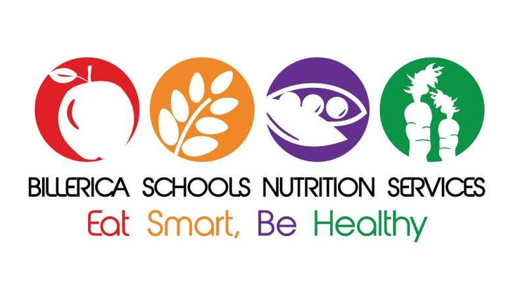 School Nutrition Logos That Rock: Billerica, Massachusetts