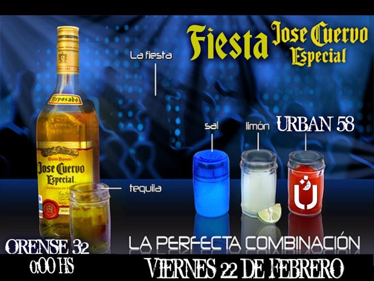 """Fiesta """"Jose Cuervo"""""""