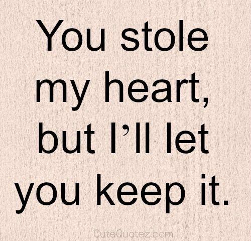 Haha, pour vous, cher cœur