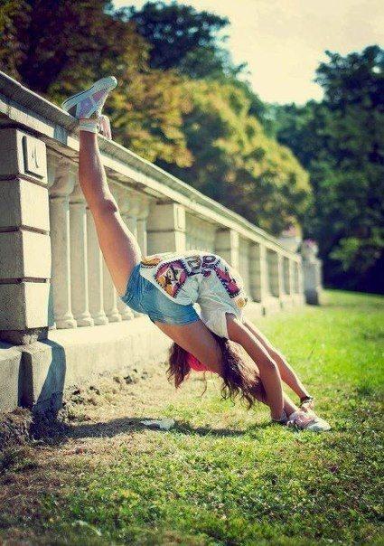 Flexibility inspiration.