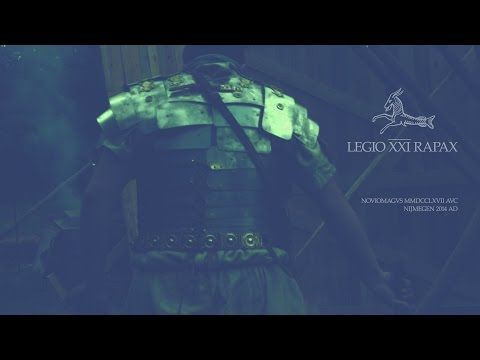Legio XXI Rapax - a short movie by David Andriyan from Edward Motion
