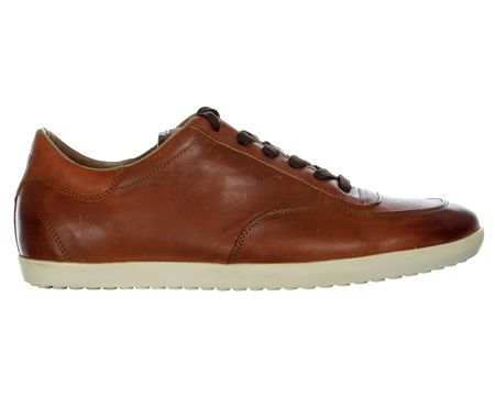 Cruyff Libre Cognac Brown Leather Trainers Cruyff Libre Cognac Brown Leather Trainers Colourway