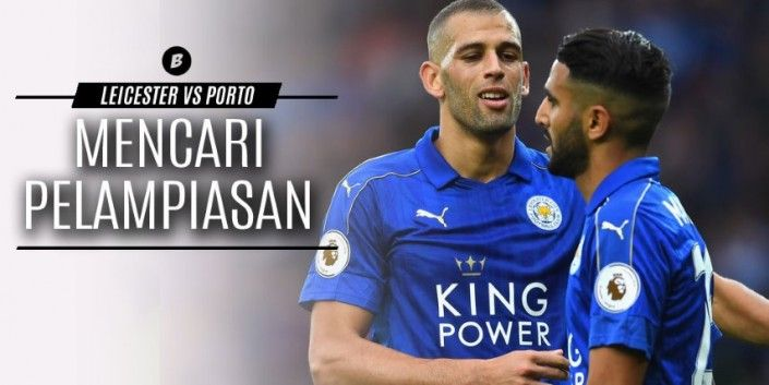 Prediksi Leicester City vs FC Porto Liga Champions