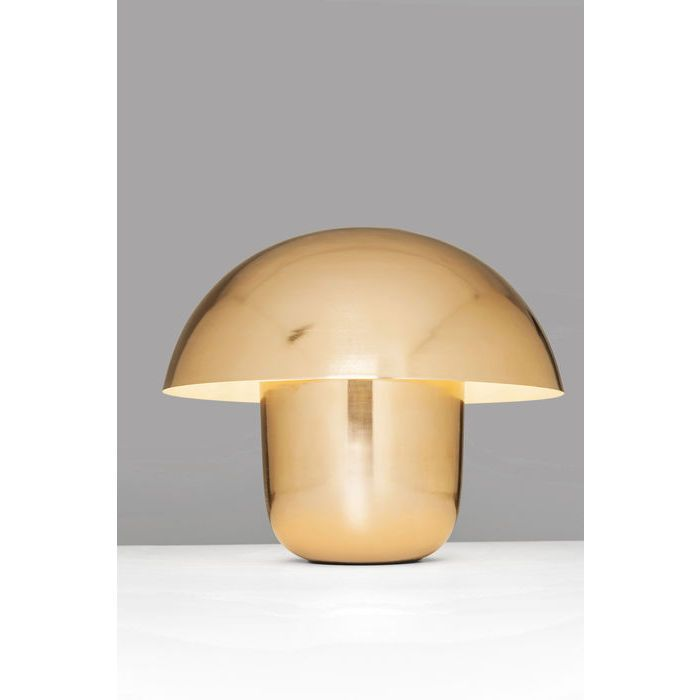 Superb Table Lamp Mushroom Copper KARE Design copper tablelamp mushroom trend