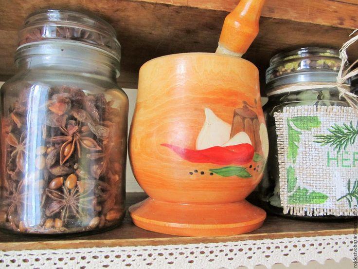 Купить Набор банок для пряностей - травы прованса, травы для чая, травы для ванны, травы крымские