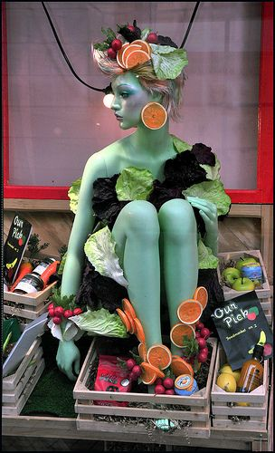 Harvey Nichols Window display | Flickr - Photo Sharing!