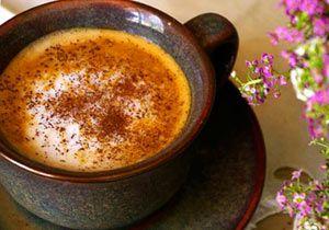 Кофе «Пьяная льдинка»