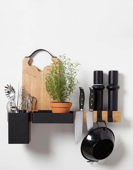 1000  ideas sobre organización de los utensilios de cocina en ...