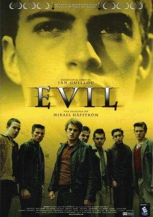 Evil (2003) Suecia. Dir: Mikael Hafström. Drama. Adolescencia. Ensino - DVD CINE 823