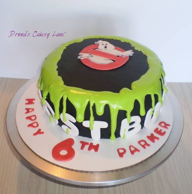 56 best theme cake ghost busters images on Pinterest Ghost