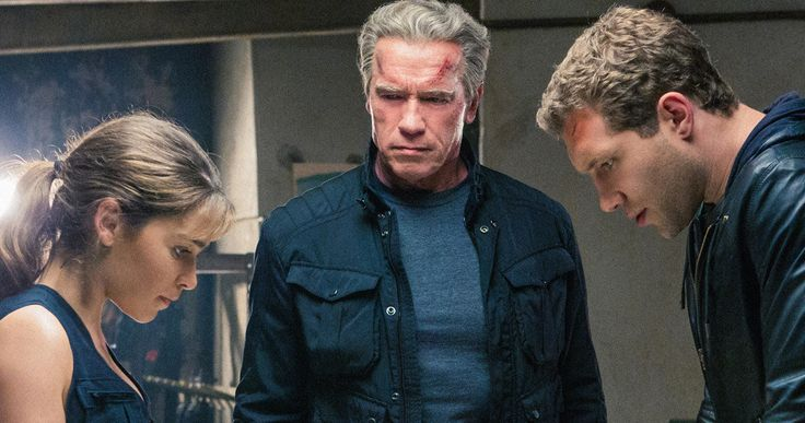 'Terminator Genisys' Arnold Schwarzenegger Featurette | EXCLUSIVE -- Get a behind-the-scenes look at Arnold Schwarzenegger on the set, while his co-stars praise the action icon in our 'Terminator Genisys' preview. -- http://movieweb.com/terminator-genisys-blu-ray-preview-arnold-schwarzenegger/