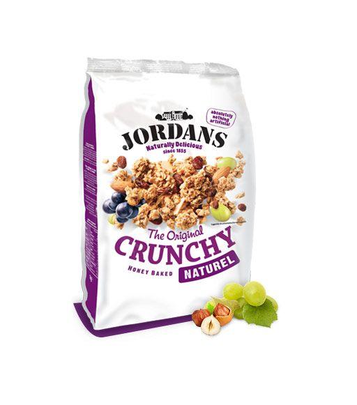 Jordans / Crunchy Naturel