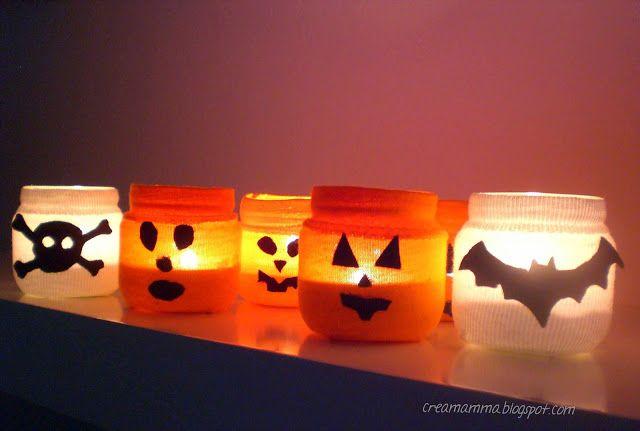 Tagebuch eines Creamamma: Halloween Laternen