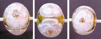 Easy Multi-Layered Rose Petals Tutorial (HOTHEAD) - Lampwork Etc.