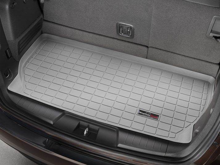 Behind 3rd row only $89.95 2017 Chevrolet Traverse | Cargo Mat and Trunk Liner for Cars SUVs and Minivans | WeatherTech.com