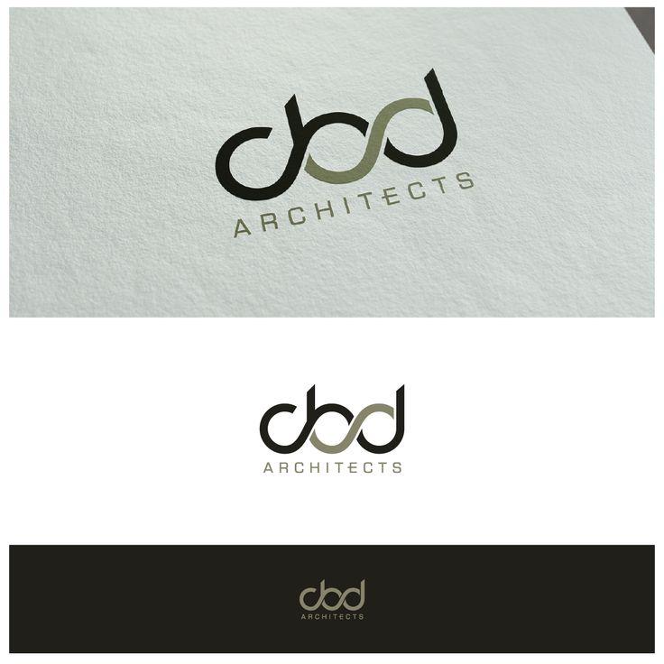 Logo Design by refolve for Architecture firm specializing in hospitality design #monogram #logos #design #DesignCrowd
