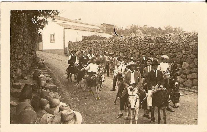 Old azores 1940