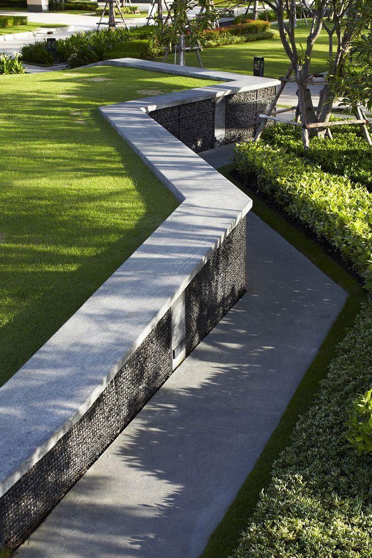Landscape Architecture (houblon: Green Belt @ Saransiri Phaholyotin -...)