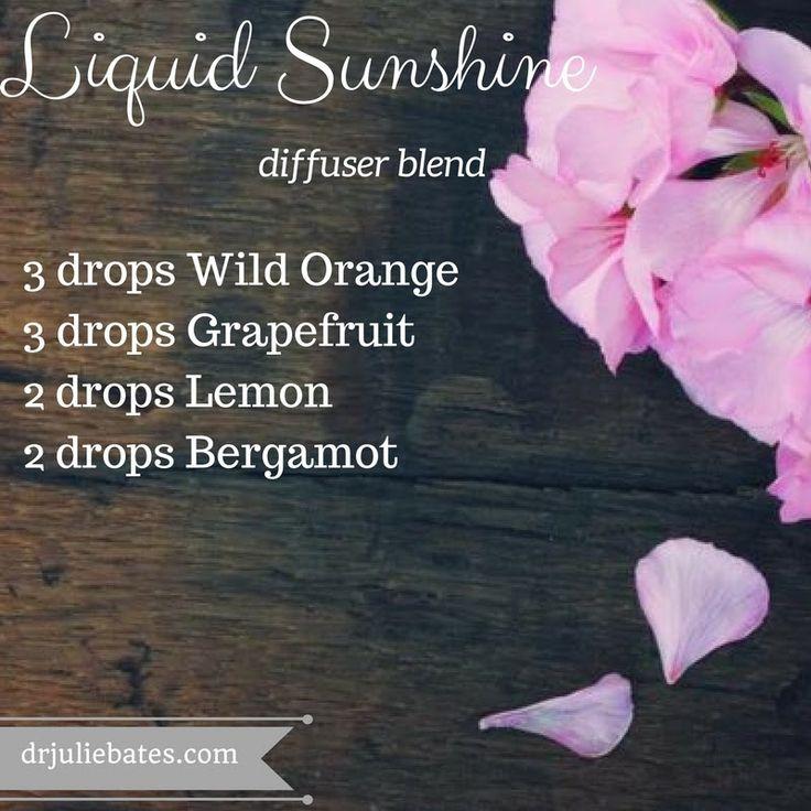 Liquid Sunshine EO Blend