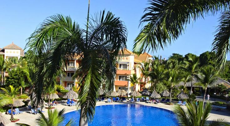 Grand Bahia Principe Turquesa. Featuring a water-park, restaurant and an outdoor pool, Grand Bahia Principe #Turquesa is in Punta Cana. Casino and night entertainment are also featured at this property. #puntacana #hotel #allinclusive