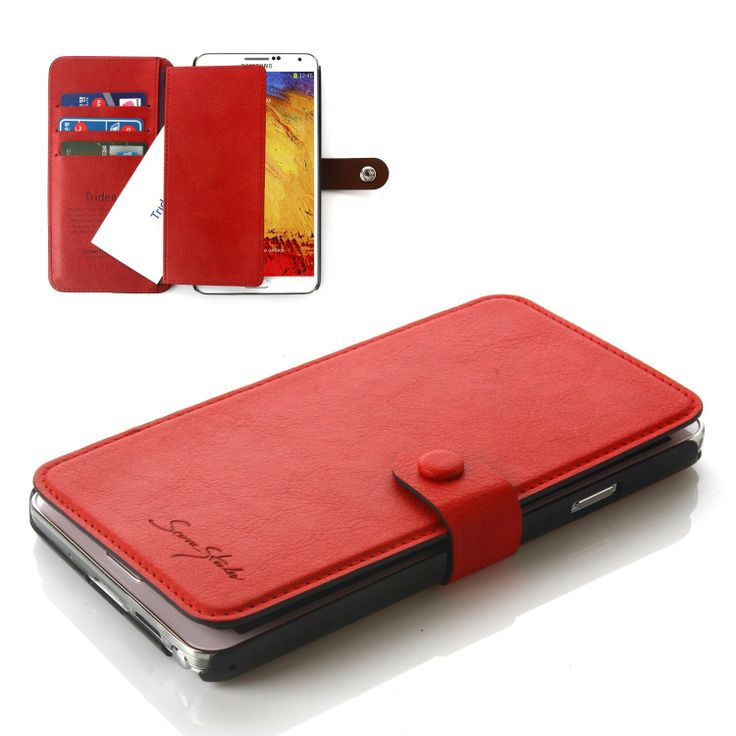 Galaxy Note 3 Wallet Case - Best Samsung Galaxy Note 3 Cases
