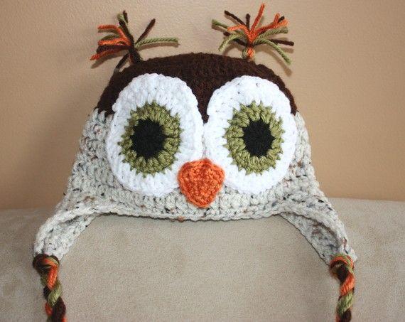 Crochet cute baby hats