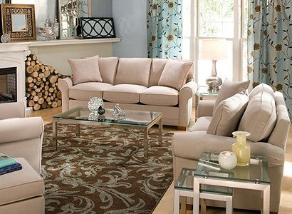 Raymour And Flanigan Fresno Microfiber You Can Do A Lighter Sofa If You Use  This Type Of Fabric! | KR | Pinterest | Living Rooms, Dream Rooms And Room