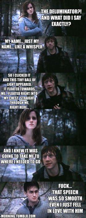 i <3 Ron Weasley