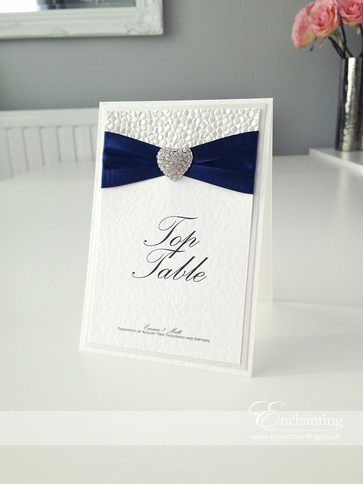 navy blue and kelly green wedding invitations%0A Navy Wedding Stationery   The Ariel Collection  Table Number   Name Card    Featuring white