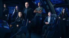 #Agentsofshield hits episodes! Phil Coulsons team continues to push forward as the show reaches a significant mark. For the 100th episode of Marvels Agents of S.H.I.E.L.D. all stops were pulled out and the team delivered a heartfelt moving meditation on the relationships between characters. They touched on how far theyve come and where theyll go from here. Its only fitfully successful though perhaps a reminder the series is struggling to nail its pacing this season. #comics #infinitywar…